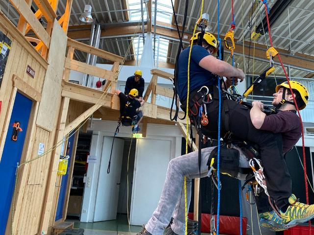 Industriekletterer Ausbildung Bayern