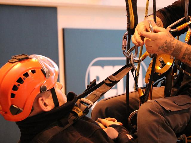 Industriekletterer Ausbildung FISAT Level 1