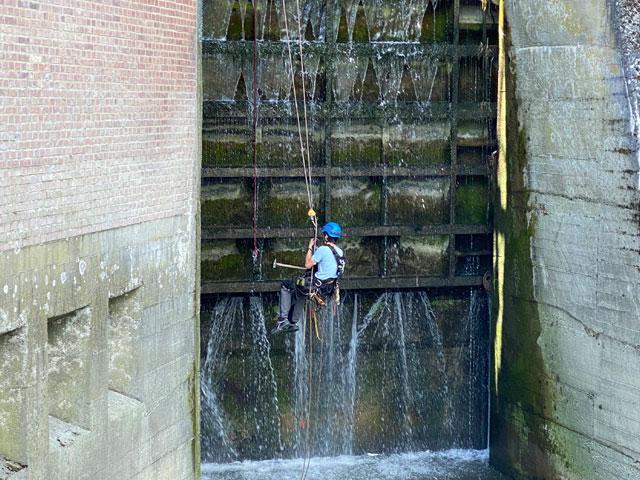 Wasserwerk - Zerstörungsfreie Prüfung
