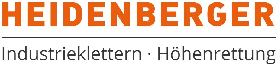 ▷ HEIDENBERGER » Industrieklettern · Höhenrettung